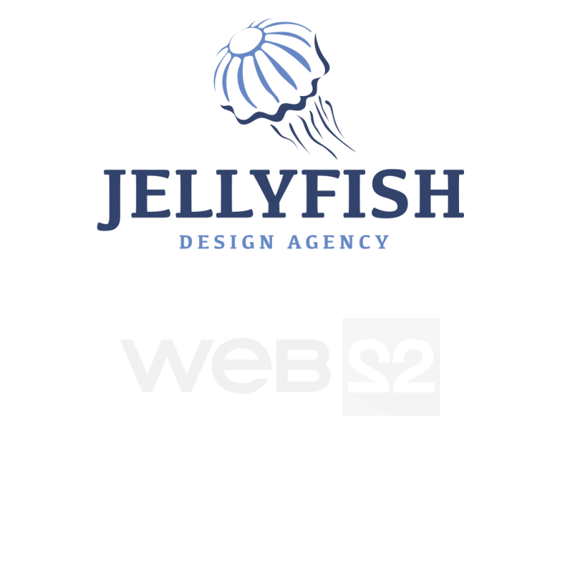 Creare logo design Jellyfish - design si marketing