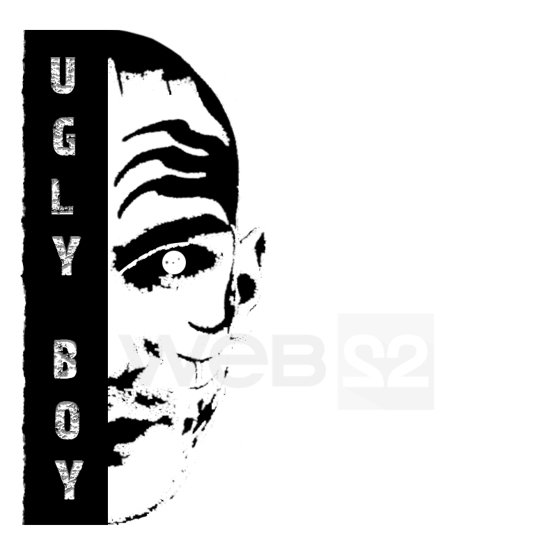 Creare logo UglyBoy - Arta - TV - Media