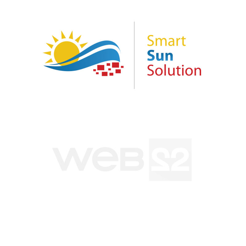 Creare logo design Smart Sun Solution - Energie regenerabila