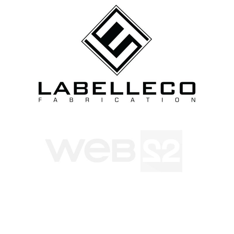 Creare logo design Labelleco Fabrication - Industrie metalurgica